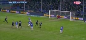 Kownacki idealnie obsłużył kolegę - skrót meczu Sampdoria Genua - SPAL [ZDJĘCIA ELEVEN SPORTS 2]