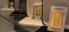 W grudniu kupujemy najwięcej złota
