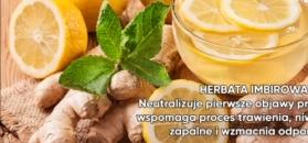 6 herbat na wzmocnienie odporności