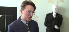 Plich przekazał garnitur ślubny Janiaka na WOŚP.