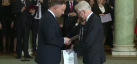 Powołanie nowych ministrów w rządzie Mateusza Morawieckiego