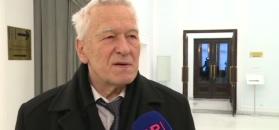Kornel Morawiecki ws. uchodźców: na pewno z synem mamy inne zdanie niż partia rządząca