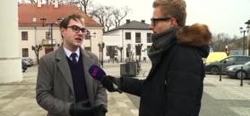 Mieszkańcy Szydłowca o usunięciu Macierewicza z rządu