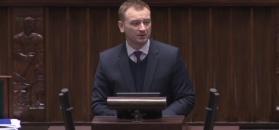 Nitras: wstyd panie ministrze, że bierze pan w tym udział