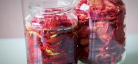 Właściwości suszonych pomidorów