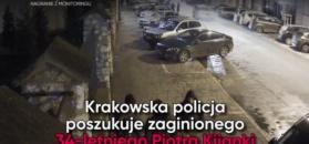 Policja poszukuje zaginionego 34-letniego Piotra Kijanki