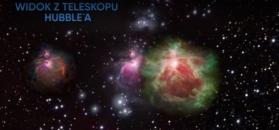 NASA pokazała niesamowitą wizualizację Wielkiej Mgławicy Oriona. Spektakularny widok