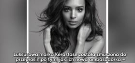 Luksusowa marka przeprasza za słowa Emily Ratajkowski
