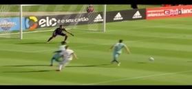 Legia przegrała z Barceloną - zobacz skrót meczu [ZDJĘCIA ELEVEN SPORTS]