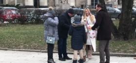 Szczęśliwi Majdanowie zbierają dla Owsiaka
