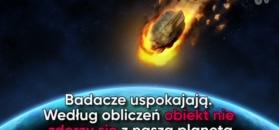 Potężna asteroida leci w kierunku Ziemi