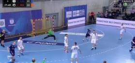 PGNiG Superliga: tak się gra z obrotowym. Popisowe akcje w Legionowie (WIDEO)
