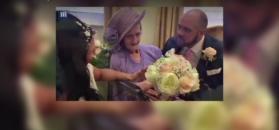 Zorganizowali ślub w tydzień, aby mogła na nim być umierająca mama
