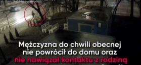 Krakowska policja poszukuje Piotra Kijanki. Nowe nagranie zaginionego