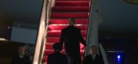 Donald Trump przyjeżdża do Davos. Media są bezlitosne