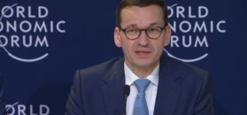 Morawiecki podsumowuje udział w Światowym Forum Ekonomicznym
