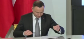 Prezydent podpisał ustawę ws. zakazu handlu w niedzielę