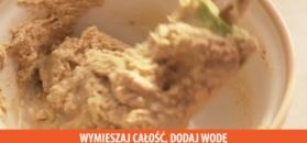 Domowy hummus z papryką. Pomysł na pyszną przekąskę