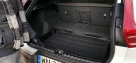 Możliwości bagażnika nowego Volvo XC40