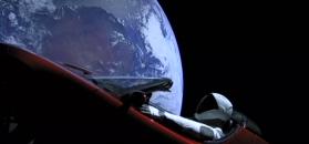 """Kabriolet w kosmosie. """"Kierowca"""" miał nieziemskie widoki"""