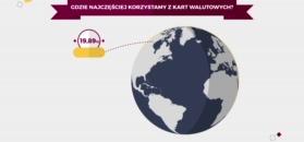 Statistica: Polacy coraz chętniej wymieniają waluty online