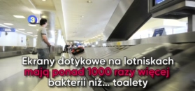Lotniska i samoloty. Poznaj prawdziwe siedliska bakterii