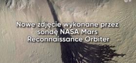 NASA pokazuje niesamowite zdjęcie z powierzchni Marsa