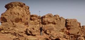 Niesamowite odkrycie na pustyni sprzed 2000 lat
