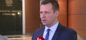 Prokuratura o zatrzymaniu Frasyniuka: ogłosiliśmy zarzuty, postępowanie jest w toku