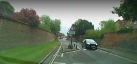 Koszmarny wypadek pod Londynem. Nagranie z kamery samochodowej