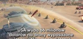 Amerykanie będą montować lasery na dronach