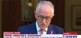 Australijscy ministrowie go nienawidzą. Zabronił im seksu
