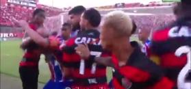 #dziejesiewsporcie: Wielka awantura na meczu ligi brazylijskiej