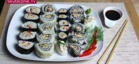 Trzy proste sposoby na domowe sushi z tuńczykiem