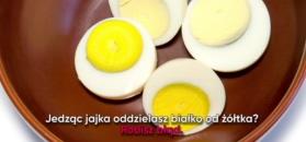 Dlaczego warto jeść jajka w całości?