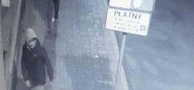 Policja poszukuje wandali, którzy zniszczyli samochody. Opublikowano nagranie