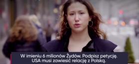 Amerykańsko-żydowska fundacja domaga się zerwania przez USA stosunków z Polską