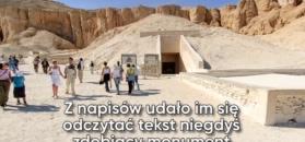 Naukowcy rozwiązali zagadkę starożytnej statui