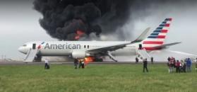 Amerykanie opóźnili ewakuację samolotu. Wszystko przez bagaże od projektantów