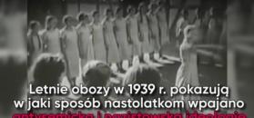 """Letnie obozy nazistów. Tak Hitler wybierał przyszłe """"matki III Rzeszy"""""""