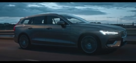 Nowe Volvo V60 (2018) - prezentacja modelu