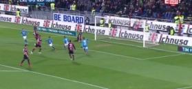 Walec SSC Napoli przejechał się po Cagliari Calcio. Zieliński dołożył cegiełkę [ZDJĘCIA ELEVEN SPORTS]