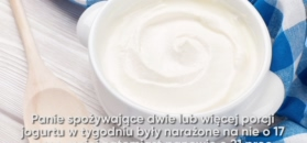 Jogurt naturalny pomaga chronić przed chorobami sercowo-naczyniowymi