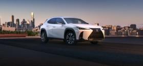 Lexus UX - najmniejszy SUV japońskiej marki