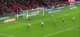 Gole sprzed pola karnego, niewykorzystany rzut karny - skrót meczu Athletic - Valencia [ZDJĘCIA ELEVEN SPORTS]