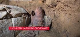 1500-letni grobowiec z Japonii