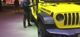 Nowy Jeep Wrangler na salonie w Genewie. Czwarta wersja legendy już w Europie