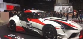Toyota pokazała nową Suprę. Legendarna sportowa maszyna niebawem pojawi się w Polsce
