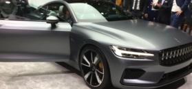 Nowa marka pokazała pierwsze auto. Ma niesamowitą linię i 600 koni mechanicznych