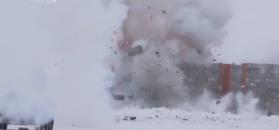 Nowoczesna broń Rosji w akcji